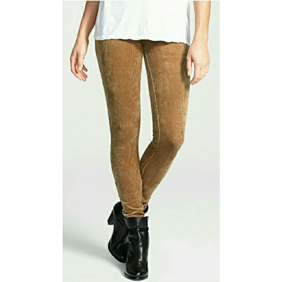 b4f49c42f80bf HUE Pants | Corduroy Leggings | Poshmark